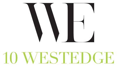 10 West Edge Logo