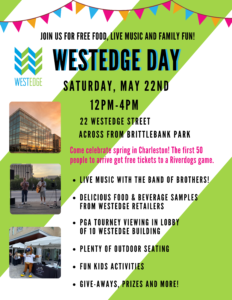 WestEdge Day Flyer - May 22